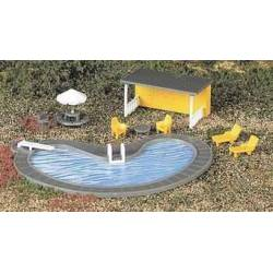 Swimming pool. BACHMANN 42215