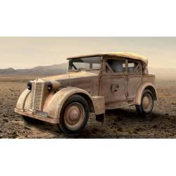 """Fiat 508 CM """"Coloniale"""". ITALERI 6497"""