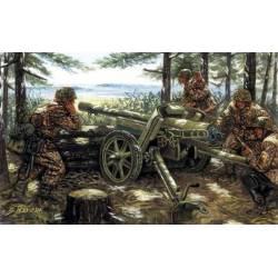 Cañón antitanque PAK 97/38. ITALERI 6460