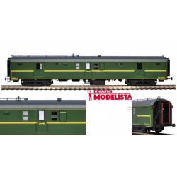 Luggage wagon DDT-5008, RENFE.