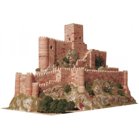 Almansa castle. AEDES 1006