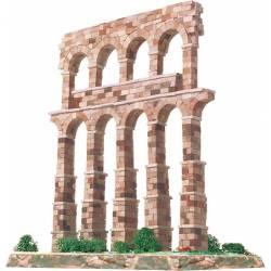 Segovia's aqueduct. AEDES 1253