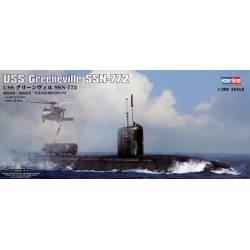USS Greeneville SSN-772. HOBBY BOSS 83531