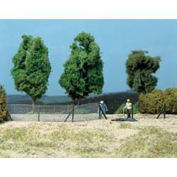 Chain link fence. AUHAGEN 42646
