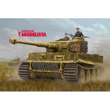 Pz.Kpfw. VI Tiger I. HOBBY BOSS 82601