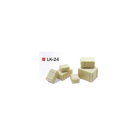 6 cajas de madera. PECO LK-24