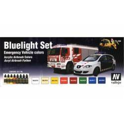 Bluelight set. VALLEJO 71154