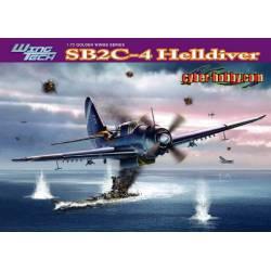 SB2C-4 Helldiver.