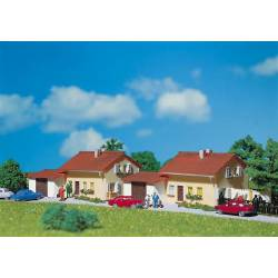 Dos casas con garajes. FALLER 232222