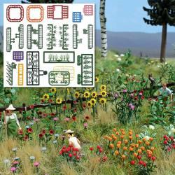 Plantas y flores. BUSCH 1258