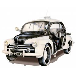 "Renault 4 CV ""Pie"". HELLER 80764"