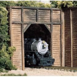 Boca de túnel. WOODLAND C1154