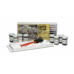 Earth colors kit. WOODLAND C1215
