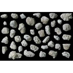 Rock molds.