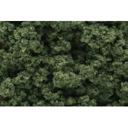 Flocado verde medio. WOODLAND FC683