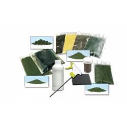 Landscaping learning kit.