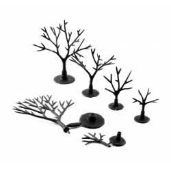 Troncos de árboles, 20-50 mm. WOODLAND SCENICS TR1120