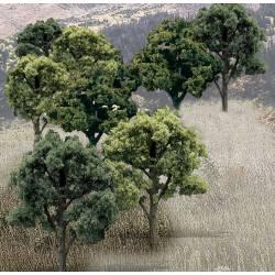 14 árboles mixtos.