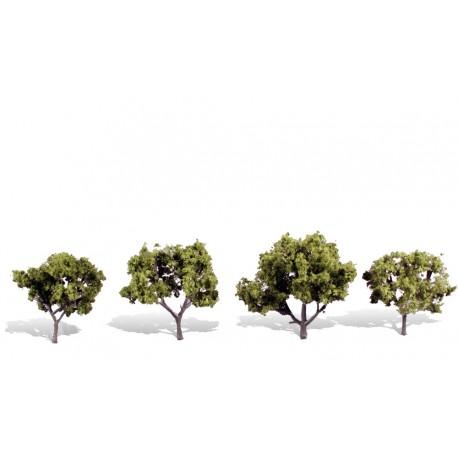 4 árboles. WOODLAND TR3503