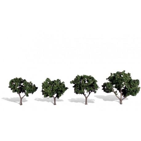4 árboles. WOODLAND TR3505