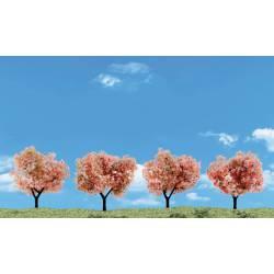 4 árboles en flor. WOODLAND TR3593
