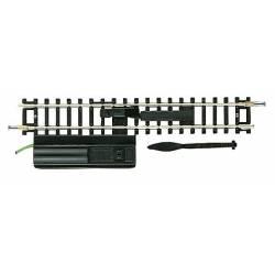Electric uncoupler track. FLEISCHMANN 22212