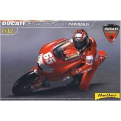 Ducati Desmosedici, Loris Capirossi. HELLER 80912
