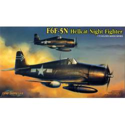 F6F-5N Hellcat, Night Version. DRAGON 5080