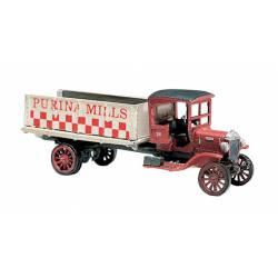 Gain truck. WOODLAND SCENICS D217