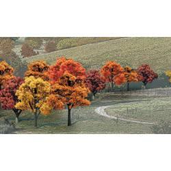 14 árboles mixtos, otoño. WOODLAND TR1577