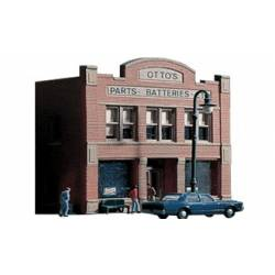 Edificio comercial. DPM 50300