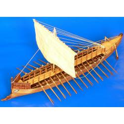 Greek Bireme. DUSEK 001