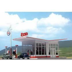 Gas station. BUSCH 1005