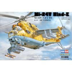 Mi-24V Hind-E. HOBBY BOSS 87220