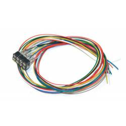 Cable harness with 8-pin plug. NEM 652.