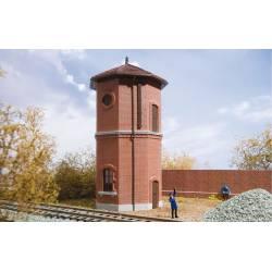 Torre de agua de ladrillo. Montado. HORNBY HC8027