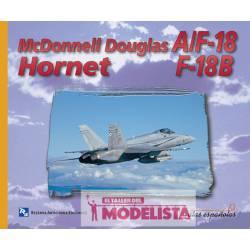 Alas españolas: McDonnell Douglas A/F-18B & F-18B Hornet